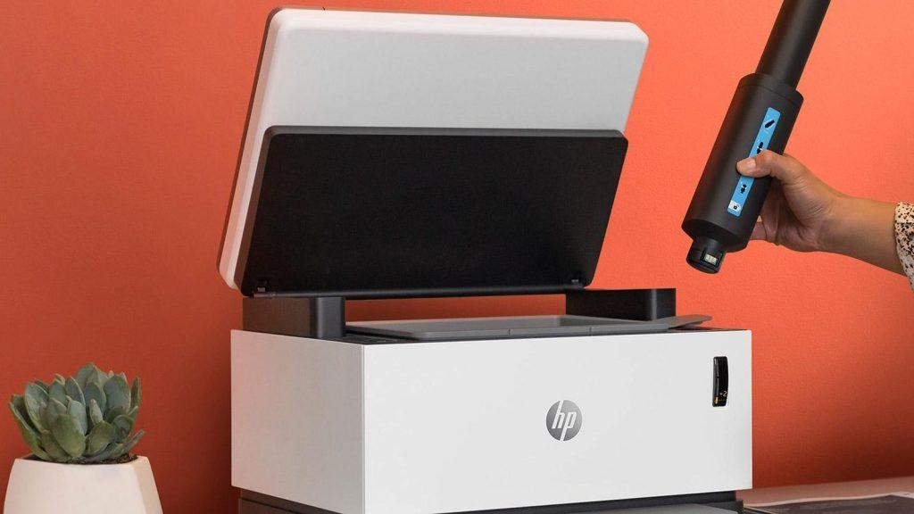 cartridge-free printer
