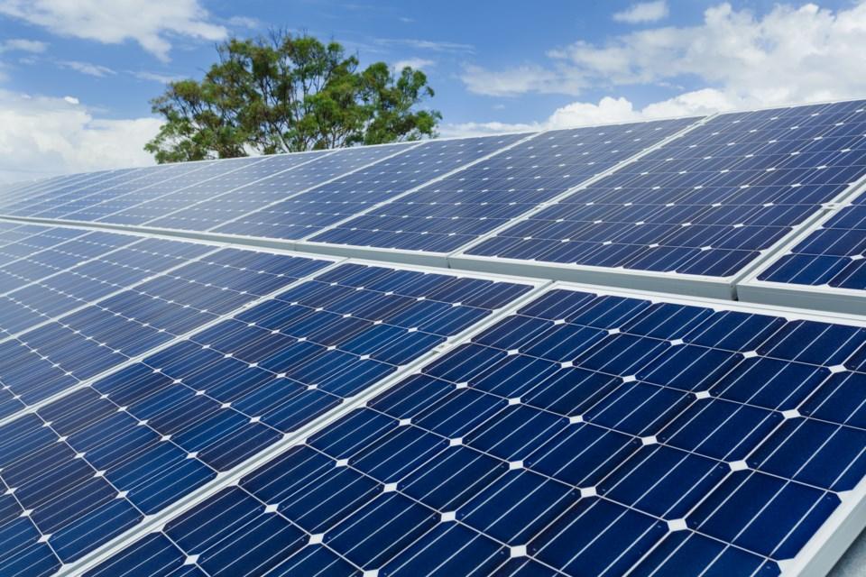 widespread solar power