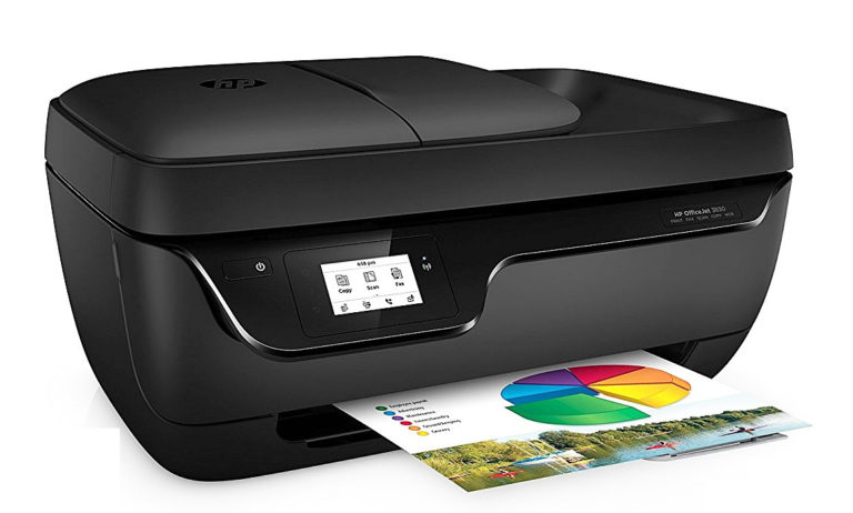 HP Officejet 3830 – All in One Printer