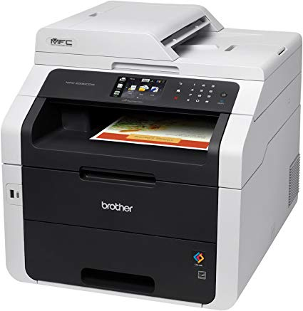 Brother MFC-9330CDW – All in One Color Laser Printer