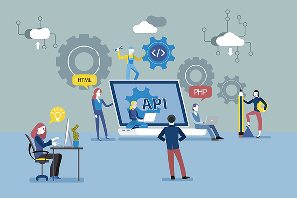 The role of APIs