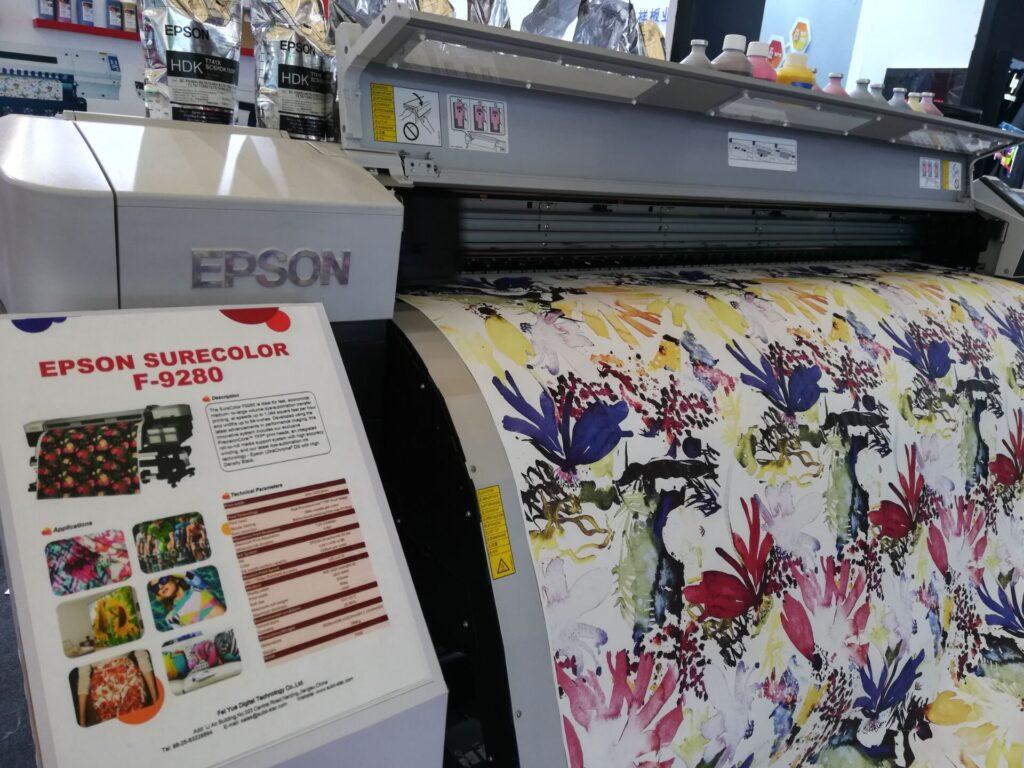 textile inkjet printers