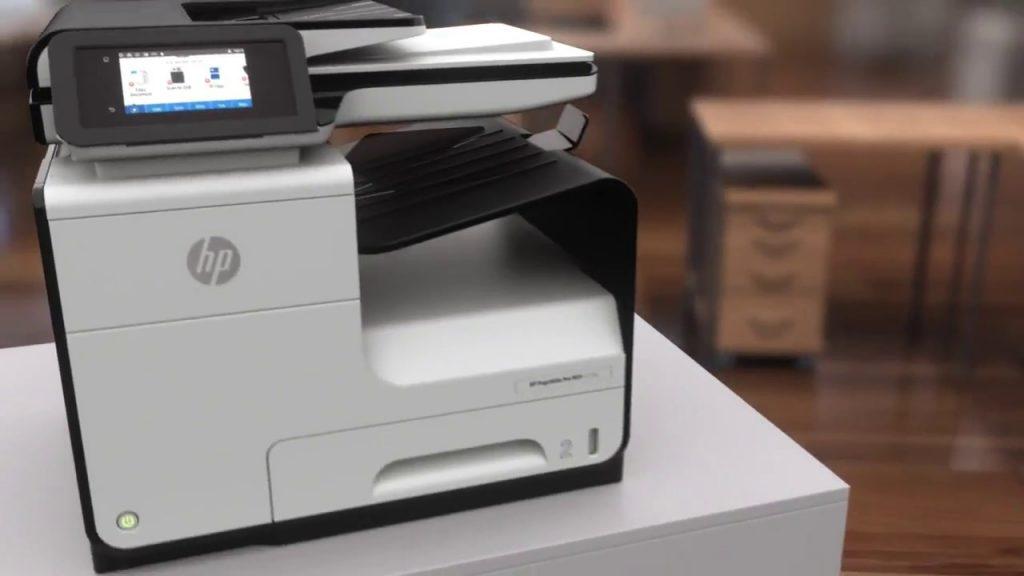 L'imprimante HP PageWide Pro 477
